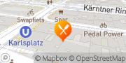 Karte Siam Wien, Österreich