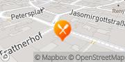 Karte Sparky's unlimited Bar & Grill Wien, Österreich