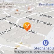 Karte Wienerwald Restaurant Wien, Österreich