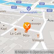 Karte SOWIESO Wien, Österreich