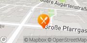 Karte Leopold Essen & Trinken Wien, Österreich