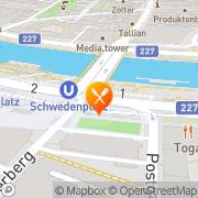 Karte Mr.Lee - QUICKLEE Wien, Österreich