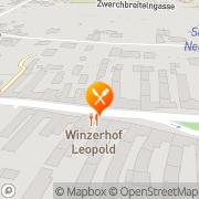 Karte Sterls Restaurant & Bar Wien, Österreich