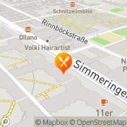 Karte China-Restaurant Aroma Wien, Österreich