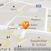 Karte Restaurant Cenaro Wien, Österreich