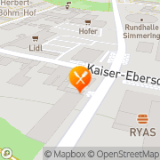 Karte Mr. CHEN - Chen Shaofu Wien, Österreich
