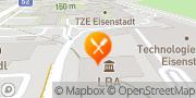Karte Stefans Bistro Eisenstadt, Österreich