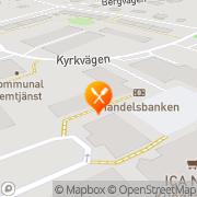 Karta Restaurang Alexandra Kungsängen, Sverige