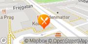 Karta Restaurang Kokyo Stockholm, Sverige