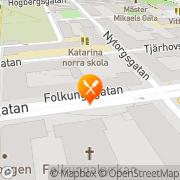Karta Restaurang Harran Stockholm, Sverige