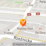 Mapa Da Grasso Wejherowo, Polska