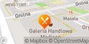 Mapa Pizza Hut Express Gdańsk Madison Gdańsk, Polska