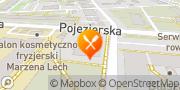 Mapa Pizza Hut Dostawa Łódź Brzóski Łódź, Polska