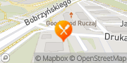Mapa Pizza Hut Dostawa Kraków Drukarska Kraków, Polska