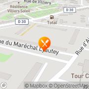 Carte de TOUFLET TRADITION Poissy, France