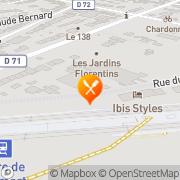 Carte de ETABLISSEMENTS CORVEE Vanves, France