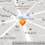 Carte de LOYER ET ASSOCIES Paris, France