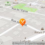 Carte de LEGISOFT SA Paris, France