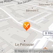 Carte de ANIMATION LOISIR FAMILLIAUX ACTION SOCIALE Malakoff, France