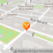 Carte de SYSTEX 2 STE SARL Paris, France