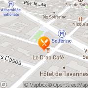 Carte de PELTIER PERE ET FILS SARL Paris, France