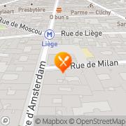 Carte de IDP Information Documentation Presse SA Paris, France