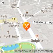 Carte de COSMOS CONSULTANTS SA Paris, France