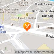 Carte de Masson S.A.R.L. Paris, France