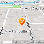 Carte de ASS COMBAT PRISON GUERRE ET CATM AUDE Carcassonne, France
