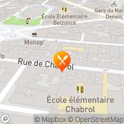 Carte de EDITIONS BAUER Paris, France