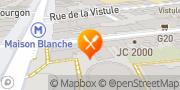 Carte de Le Restaurant Chinois Paris, France