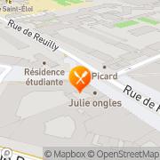 Carte de J D EDWARDS FRANCE SA Paris, France