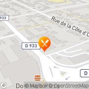 Carte de en cours de création Vigneux-sur-Seine, France