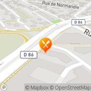 Carte de ASSOCIATION AIDE EPILEPTIQUE Créteil, France
