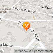 Carte de New Pizza Bry-sur-Marne, France