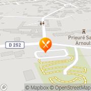 Carte de EUROPAGES - EUREDIT SA Marolles-en-Brie, France