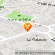 Carte de CHOUQUET LISE Le Plessis-Trévise, France