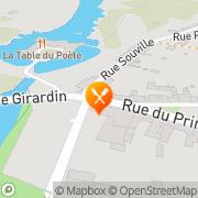 Carte de S.C.A.A.P.E. Ermenonville, France