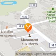 Carte de S.2C. S.A.R.L. Bois-Grenier, France