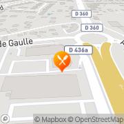 Carte de Grill Courtepaille Mareuil-lès-Meaux, France