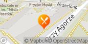 Mapa Pizza Hut Dostawa Warszawa Agora Warszawa, Polska