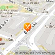 Mapa Shooters Warszawa, Polska