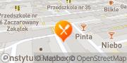 Map Roxy Vege Miasto Warsaw, Poland