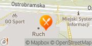 Mapa Pizza Hut Warszawa Promenada Warszawa, Polska