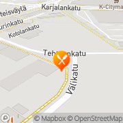 Kartta Ala-Kulju Pekka Tmi Rauma, Suomi