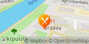 Kartta Ravintola Hus Lindman Turku, Suomi