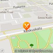 Kartta Konya Kebab &  Pizzeria Seinäjoki, Suomi