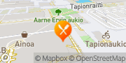 Kartta Fafa's Ainoa Espoo, Suomi