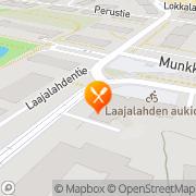 Kartta Cafe Carmel Helsinki, Suomi
