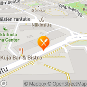Kartta Ravintola Karhunpoika Helsinki, Suomi